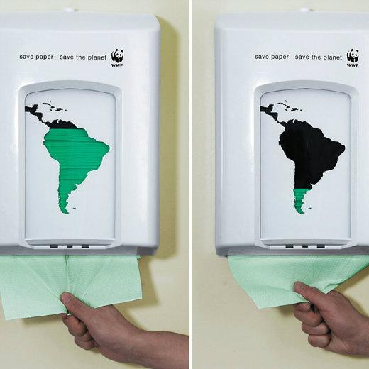 Toplumsal bilinç oluşturmak için hazırlanmış 10 çarpıcı kampanya afişi