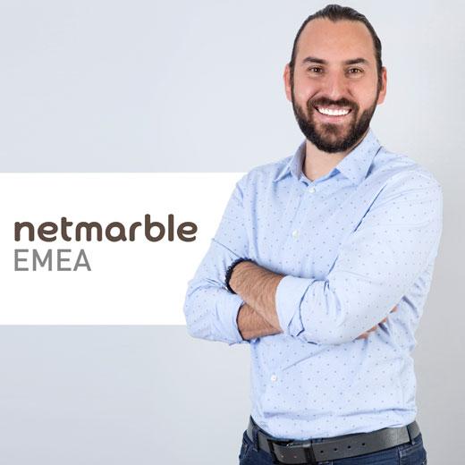 Netmarble EMEA bölgesinde atama