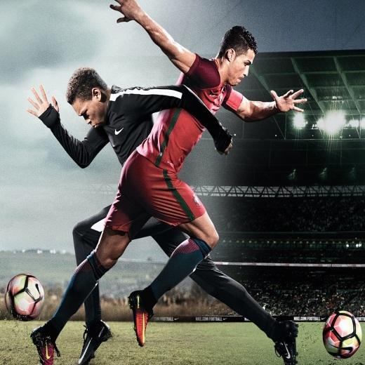 Cristiano Ronaldo ve Ricardo Quaresma The Switch'te buluştu
