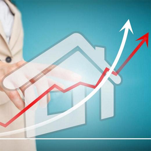 2015'te konut satış ve kiralamalarında metrekare fiyatları arttı!