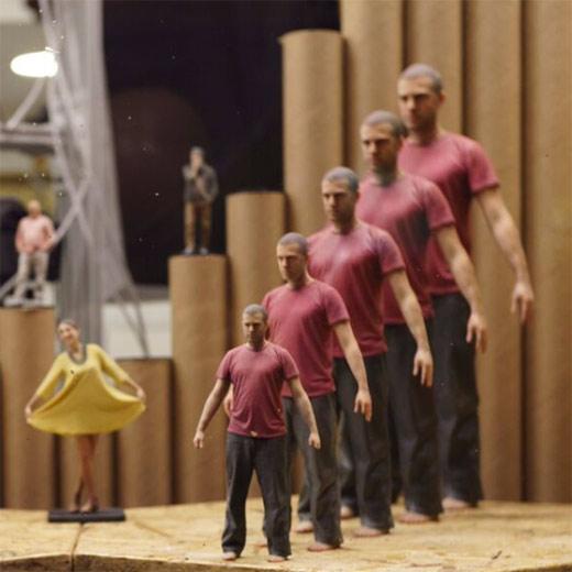 Kendi heykelinizi yapma fikrini 3D teknolojisiyle gerçekleştiren yer: ICONIC
