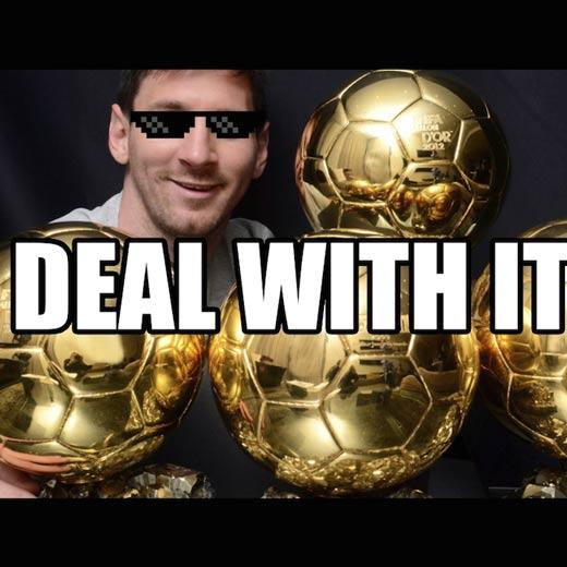 Messi'nin hayranlarından isteği var