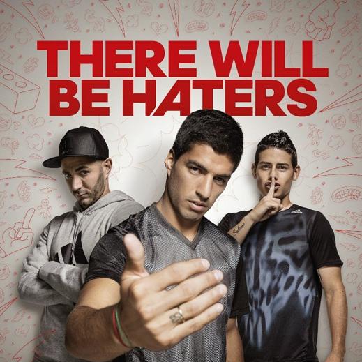 Futbolcular nefret söylemlerine karşı birleşti