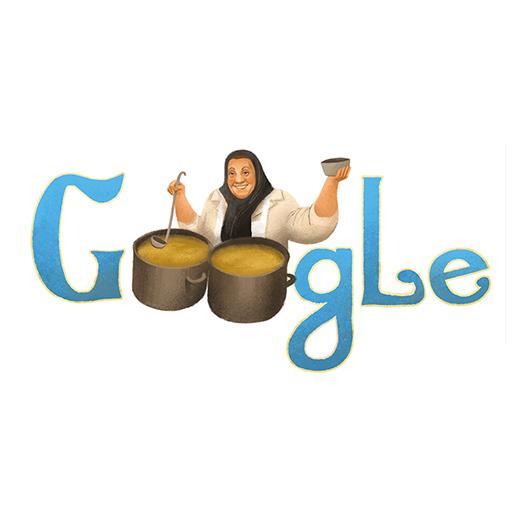 Google da Adile Naşit'i unutamadı