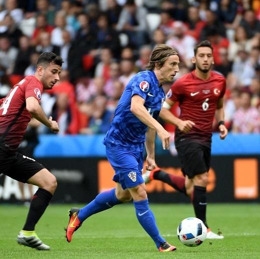 Türkiye Hırvatistan maçını kaybetti ama Twitter'ı salladı