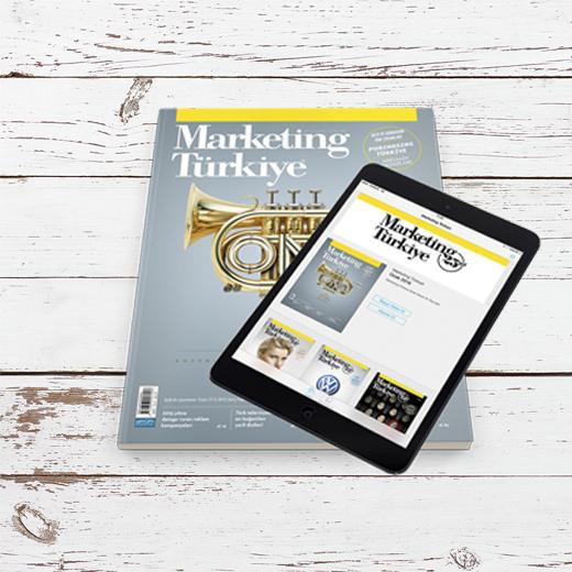 Türk medyasının referans kaynağı: Marketing Türkiye