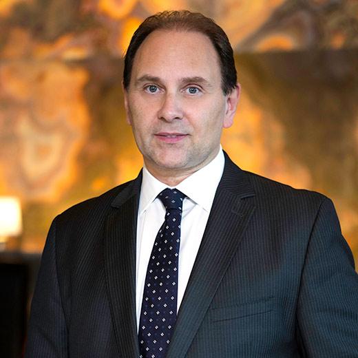 Conrad Istanbul Bosphorus Genel Müdürü: Andreas Jersabeck