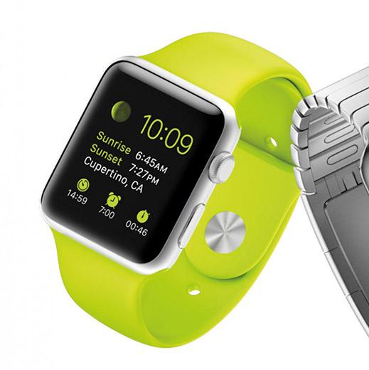 Apple Watch ön siparişleri 6 saatte tükendi