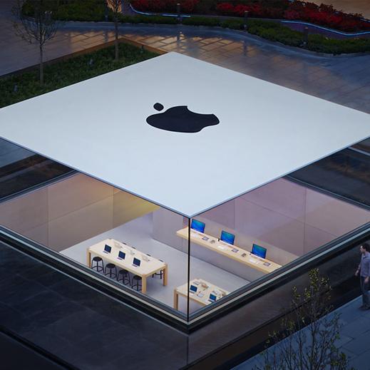 Apple bir ilke daha imza attı!