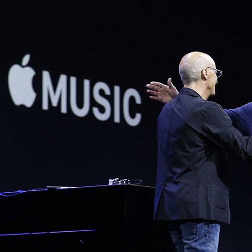 Apple Music'i içeren iOS güncellemesi yayınlandı!