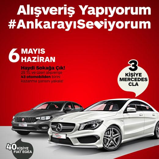 #AnkarayıSeviyorum Sosyal Sorumluluk Kampanyası başladı