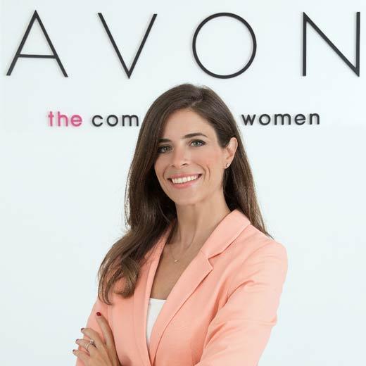 Avon Pazarlama Müdürlüğü'ne Sintia Kaneti Makinist Atandı
