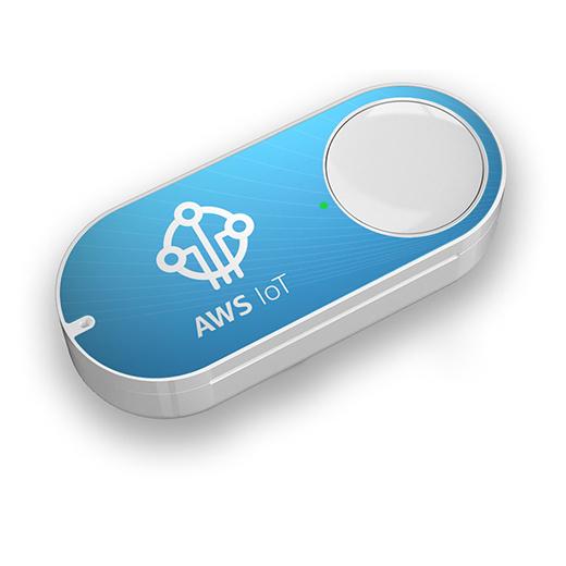 Amazon Web Services'ten Nesnelerin İnterneti (IoT) butonu