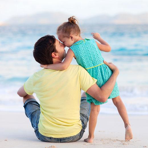 Babaların yalnızca yüzde 12,4'ü çocukların okul sorunlarıyla ilgileniyor...