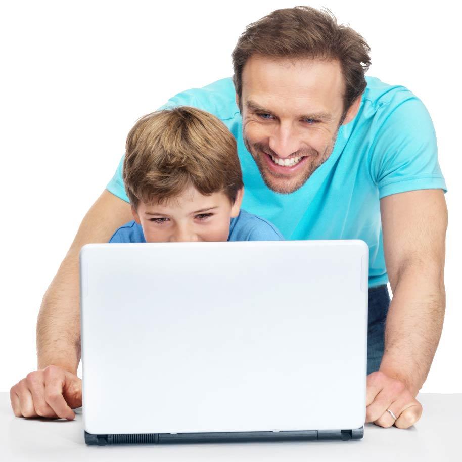 Babaların online alışverişte tercihi giyim ve teknoloji ürünleri