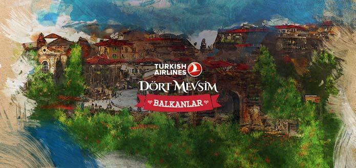Balkanlar #okadaryakınki!
