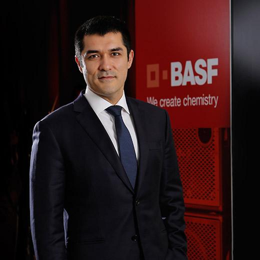 BASF Türk'ün yeni CEO'su Buğra Kavuncu oldu