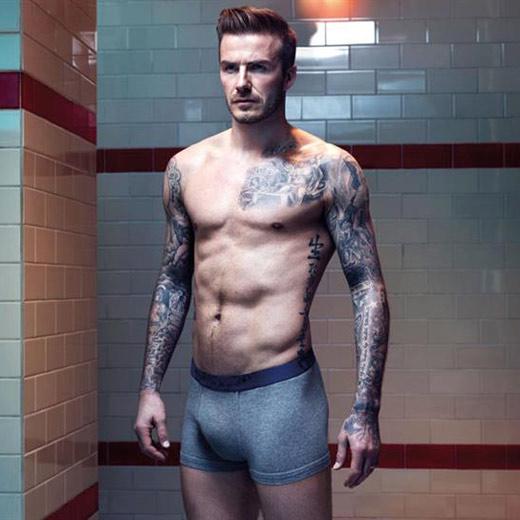 H&M ajans Eve/DDB'yi Beckham için seçti