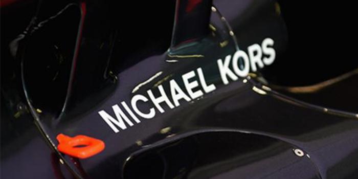 Michael Kors Formula 1'de