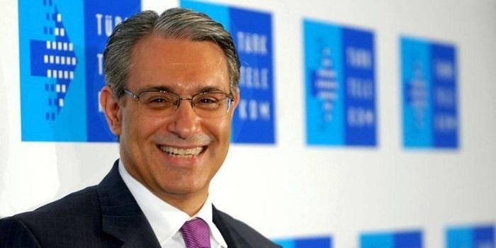 Türk Telekom'un yeni CEO'su Paul Doany oldu...