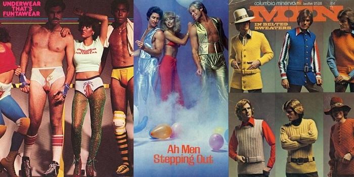 70'lerin Erkek Modasından Hayatı Sorgulamanıza Neden Olacak 18 Talihsiz Reklam Afişi...