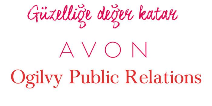 Avon, Ogilvy PR ile anlaştı