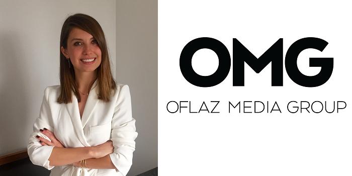 Oflaz Medya Grubu'na yeni Başkan Yardımcısı...
