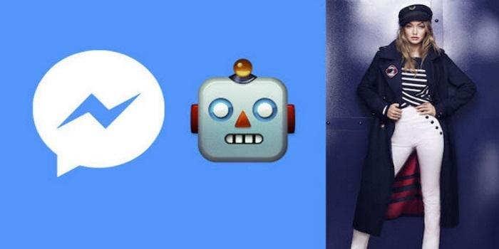 """Tommy Hilfiger, """"TMY.GRL"""" uygulaması facebook messanger üzerindeki ilk alışveriş bot'u"""