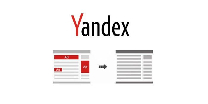 Yandex'ten Reklam Engelleyici Yazılımlara Alternatif Çözüm