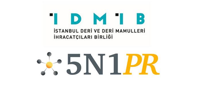 İDMİB, 5N1PR'la anlaştı