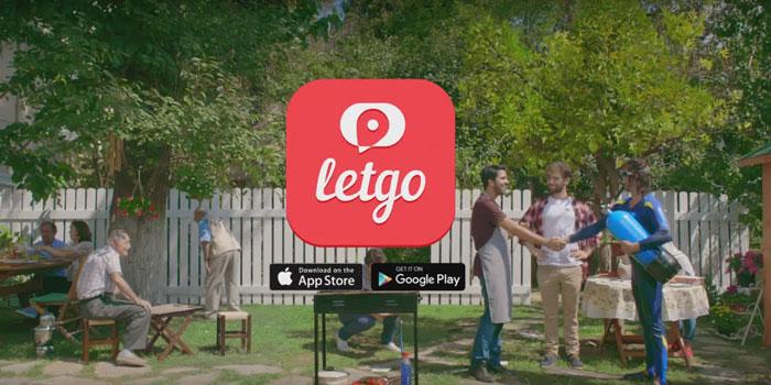 letgo eğlenceli reklam serisine devam ediyor...