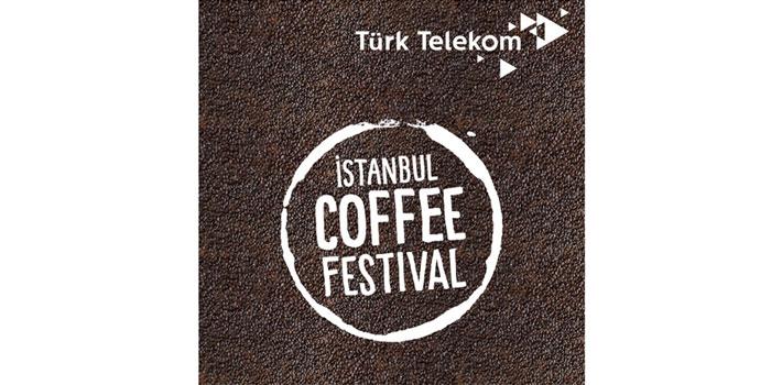 Türk Telekom, İstanbul Coffee Festival'in iletişim çözüm ortağı oldu