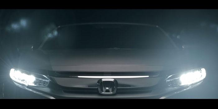 Honda Civic Sedan reklam filminin perde arkası