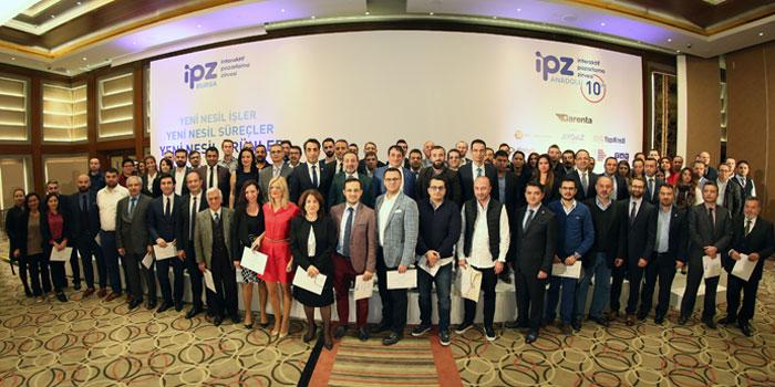İPZ Bursa'da şehre değer katan markaların temsilcileri buluştu...
