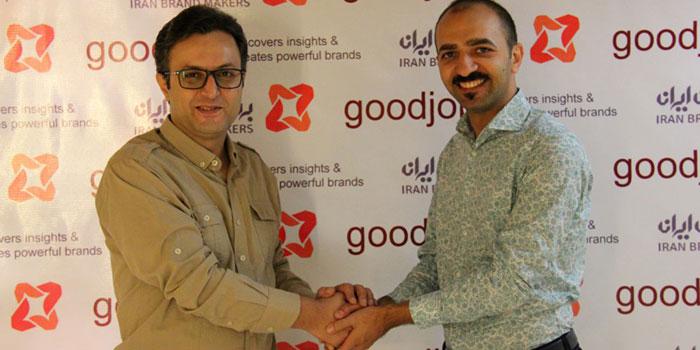 Goodjob ve Iran Brand Makers'tan iş birliği