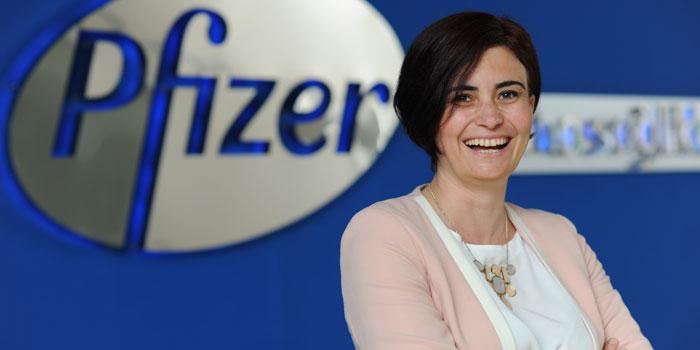 Pfizer Türkiye'den Avrupa'ya yeni atama