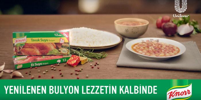 Knorr Bulyon'dan yeni reklam filmi