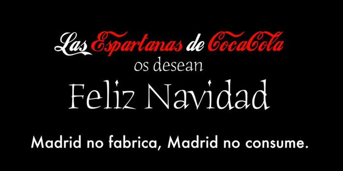 Coca-Colaişçileri:Mutluluk direnişte