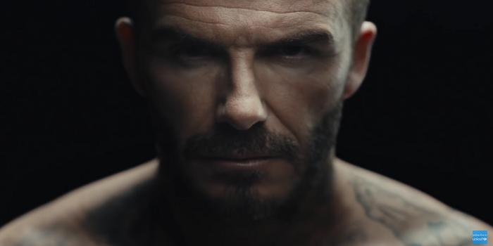 """David Beckham'dan mesaj var: """"Şiddet çocuklarda sonsuza dek iz bırakır"""""""