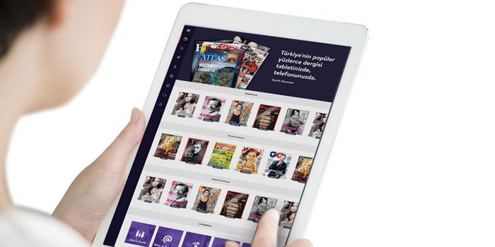 Turkcell'in dijital dergi platformu Dergilik 250 dergiye ulaştı...