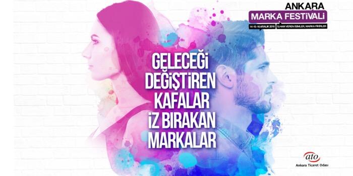 Ankara Marka Festivali'ne görkemli kapanış