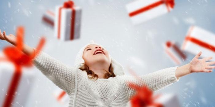 Yılbaşı hediyesi alırken akla en son babalar geliyor...