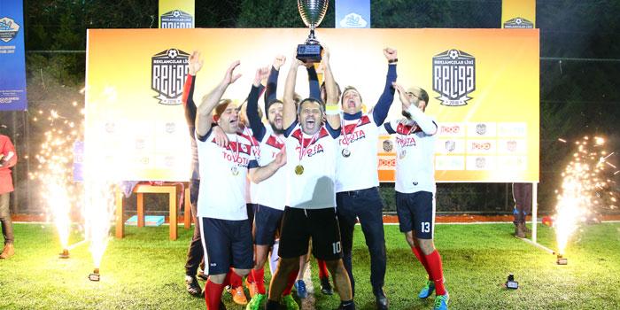 Re-Liga 2016 şampiyonu Universall McCann oldu...