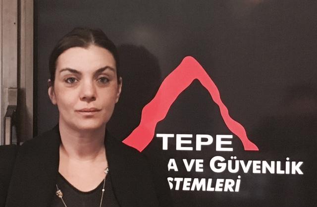 Nigar Koyuncuoğlu Tepe Savunma Pazarlama Müdürü Oldu