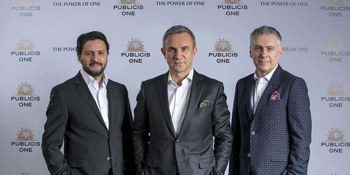 Publicis, yeni yapılanmasını açıkladı: Publicis One