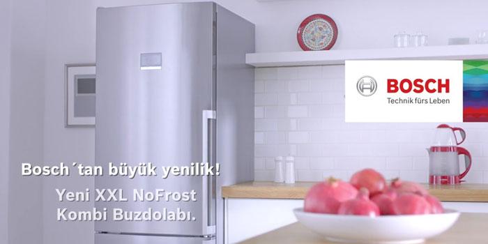 Bosch ev aletlerinden Almanca ve Türkçe reklam filmi