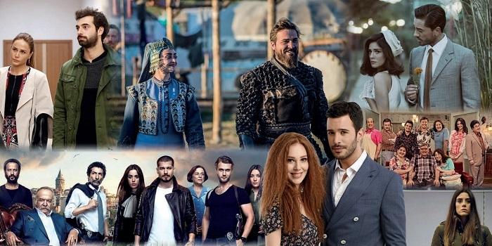 Türk halkının en beğendiği ilk 5 dizi...