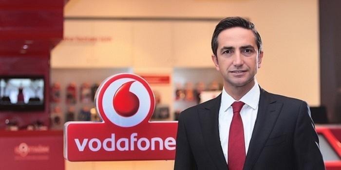 Vodafone Türkiye Bireysel Pazarlama Engin Aksoy'a emanet