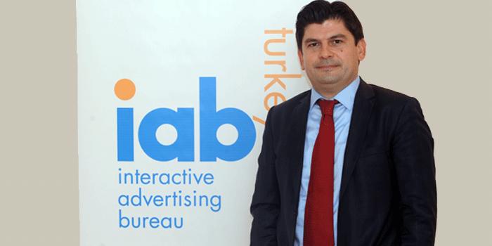 Mahmut Kurşun IAB Türkiye'de yeniden başkan seçildi