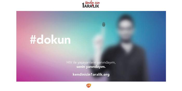 """Magnet20 ve GSK Türkiye herkesi kendisi için """"1 Ara""""lık vermeye davet etti"""